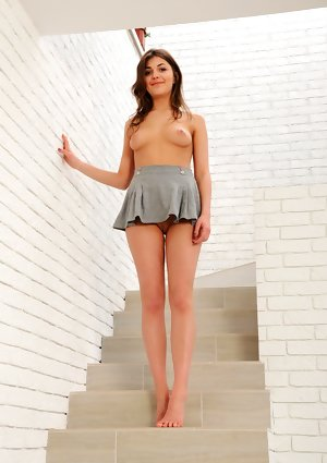 Lindsey T Nude in Stairway To Heaven