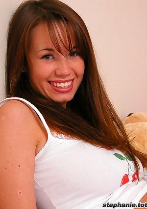 Stephanie Teen Looks