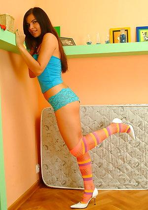 way pretty socks lol
