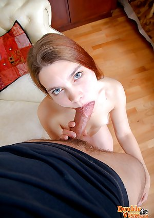 Shy amateur babe receives fat cock in her shaved pussy  Casting rasierte Muschi pussy babe shaved